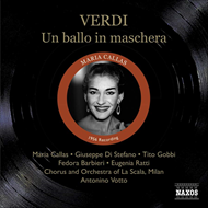Produktbilde for Verdi: Un Ballo In Maschera (2CD)