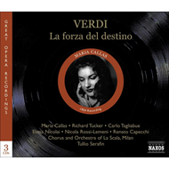 Produktbilde for Verdi: La Forza del Destino (3CD)