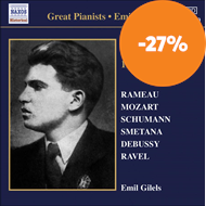 Produktbilde for Emil Gilels - Early Recordings, Vol 1 (CD)
