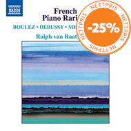 Produktbilde for French Piano Rarities (CD)