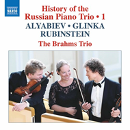 Produktbilde for History Of The Russian Piano Trio, Vol. 1 (CD)