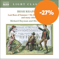 Produktbilde for Irish Rhapsody (CD)