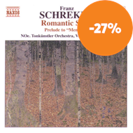 Produktbilde for Schreker: Romantic Suite; Prelude to a Grand Opera (CD)