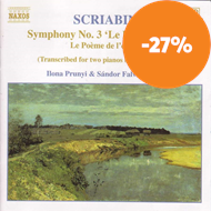 Produktbilde for Scriabin: Piano Transcriptions (CD)