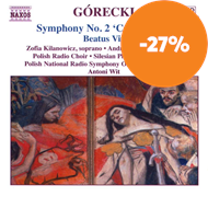 Produktbilde for Gorecki: Symphony No. 2; Beatus Vir (CD)