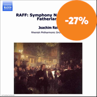 Produktbilde for Raff: Symphony No 1, 'To the Fatherland' (CD)