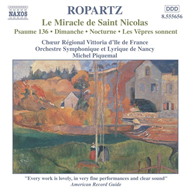 Produktbilde for Ropartz: Choral Works (CD)