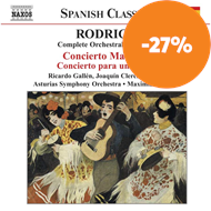 Produktbilde for Rodrigo: Complete Orchestral Works, Vol 5 (CD)