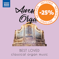 Produktbilde for Awesome Organ - Best Loved Classical Organ Music (CD)