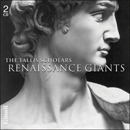 Produktbilde for Renaissance Giants (CD)