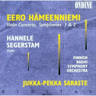 Produktbilde for Hämeenniemi: Orchestral Works (USA-import) (CD)