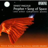 Produktbilde for Pingoud: Symphonic Poems (USA-import) (CD)