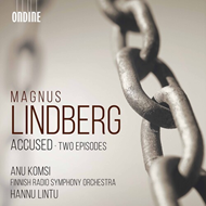 Produktbilde for Lindberg: Accused; Two Episodes (CD)