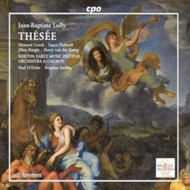 Produktbilde for Lully: Thésée (USA-import) (3CD)
