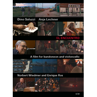 Produktbilde for Anja Lechner & Dino Saluzzi - El Encuentro:A Film For Bandoneon And Cello (DVD)