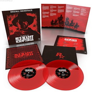 Produktbilde for Red Dead Redemption II - Game Soundtrack (USA-import) (VINYL - 2LP- Red)