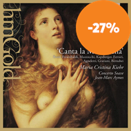 Produktbilde for Canta la Maddalena (CD)