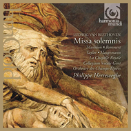 Produktbilde for Beethoven: Missa Solemnis (CD)