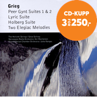 Produktbilde for Grieg: Peer Gynt Suites Nos 1 & 2 (CD)