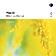 Produktbilde for Vivaldi: Oboe Concertos (CD)