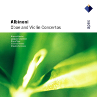 Produktbilde for Albinoni: 6 Oboe Concertos (CD)