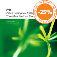 Produktbilde for Ives: Piano Sonata No 2 (CD)