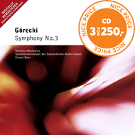 Produktbilde for Górecki: Symphony No 3 (CD)