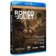 Produktbilde for Prokofiev: Romeo & Juliet Beyond Words (BLU-RAY)
