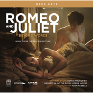 Produktbilde for Prokofiev: Romeo & Juliet Beyond Words (CD)