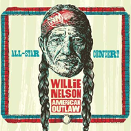 Produktbilde for Willie Nelson American Outlaw (Live At Bridgestone Arena 2019) (Various Artists) (USA-import) (2CD + DVD)