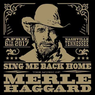 Produktbilde for Sing Me Back Home: The Music Of Merle Haggard (Various Artists) (USA-import) (2CD + DVD)