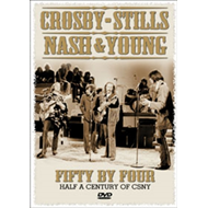 Produktbilde for Crosby, Stills, Nash & Young - Fifty By Four (DVD)