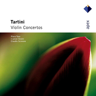 Produktbilde for Tartini: Violin Concertos (CD)