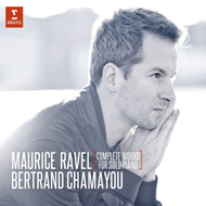 Produktbilde for Bertrand Chamayou - Ravel: Complete Works For Piano (2CD)