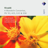 Produktbilde for Vivaldi: Mandolin Concertos (CD)