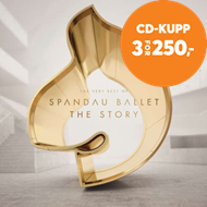 Produktbilde for The Story: The Very Best Of Spandau Ballet (CD)