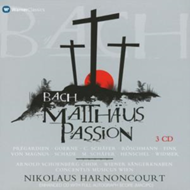 Produktbilde for Bach: St Matthew Passion (CD)