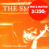 Produktbilde for Louder Than Bombs (Remastered) (CD)