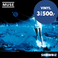 Produktbilde for Showbiz (VINYL - 2LP)
