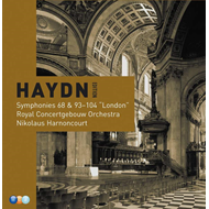 Produktbilde for Haydn: Symphonies Nos 68 & 93-104 (5CD)