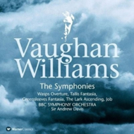 Produktbilde for Vaughan Williams:  Symphonies Nos 1 - 9 (7CD)