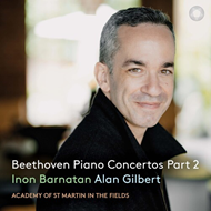Produktbilde for Beethoven: Piano Concertos, Vol. 2 (2CD)