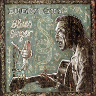 Produktbilde for Blues Singer (CD)