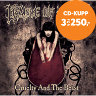Produktbilde for Cruelty And The Beast (CD)