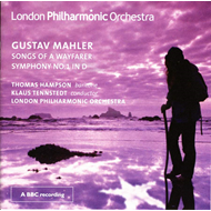 Produktbilde for Mahler: Symphony No 1; Songs of a Wayfarer (CD)