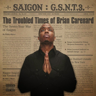 Produktbilde for The Greatest Story Never Told Chapter 3: The Troubled Times Of Brian Carenard (USA-import) (CD)
