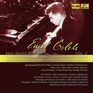Produktbilde for Emil Gilels Edition, Vol. 2 (15CD)