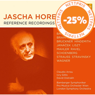 Produktbilde for Jascha Horenstein: Reference Recordings (10CD)