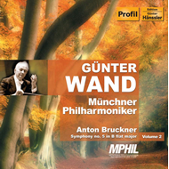 Produktbilde for Bruckner: Symphony No 5 (CD)
