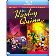 Produktbilde for Harley Quinn: The Complete First and Second Seasons (BLU-RAY)